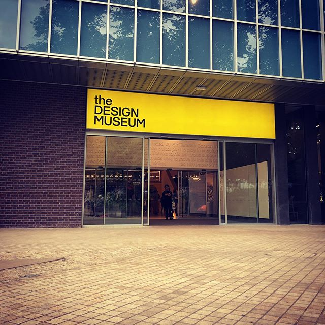 The team enjoy an afternoon outing to the @designmuseum to immerse ourselves in the unique and wonderful world of Stanley Kubrick.... #creativephotography #creativeprocess #filmmaking