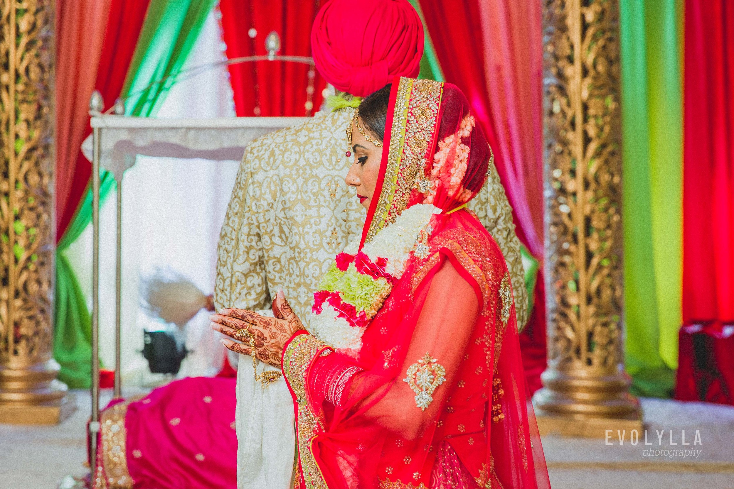 indian wedding traditions in canada