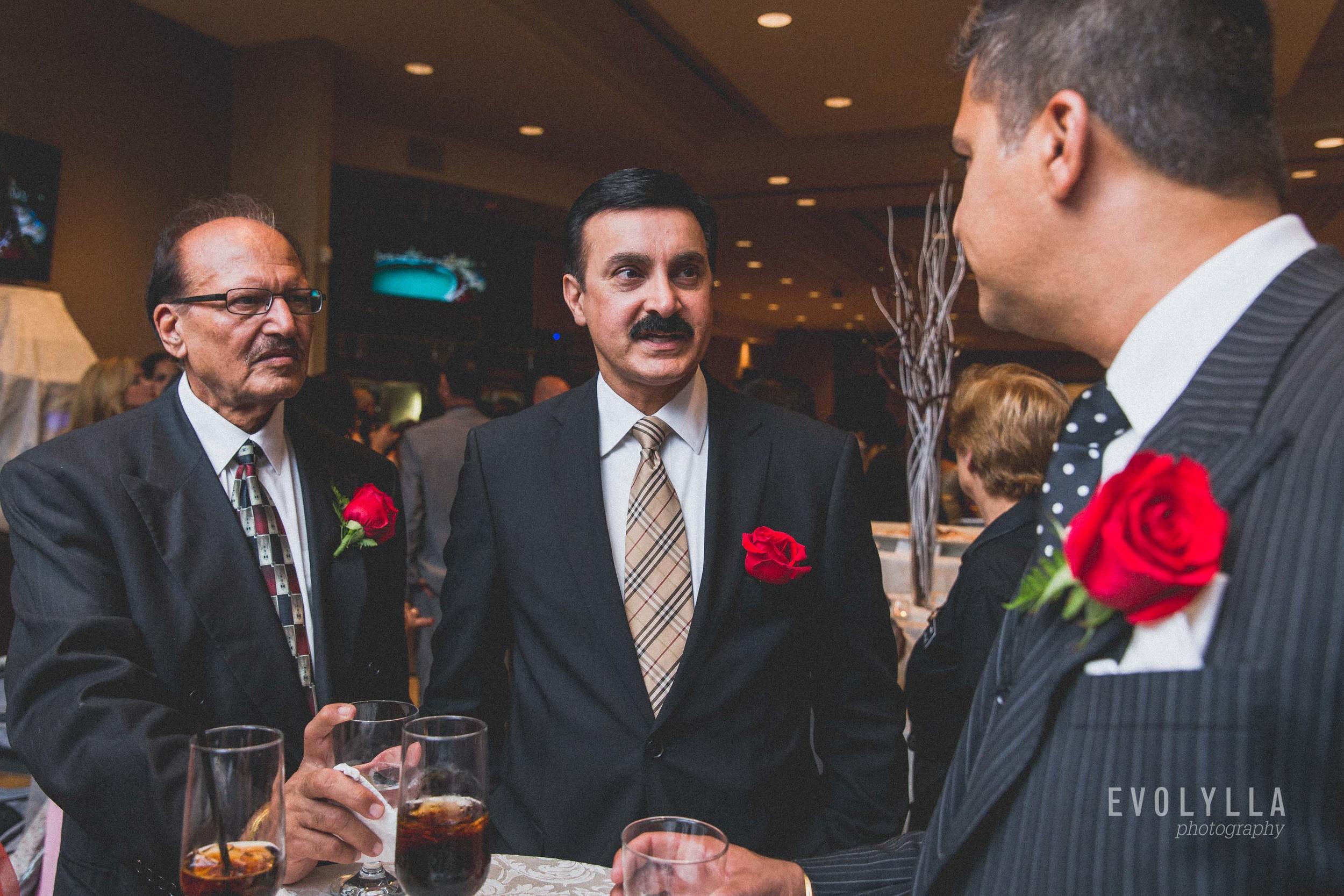 Paramount banquet wedding Reception