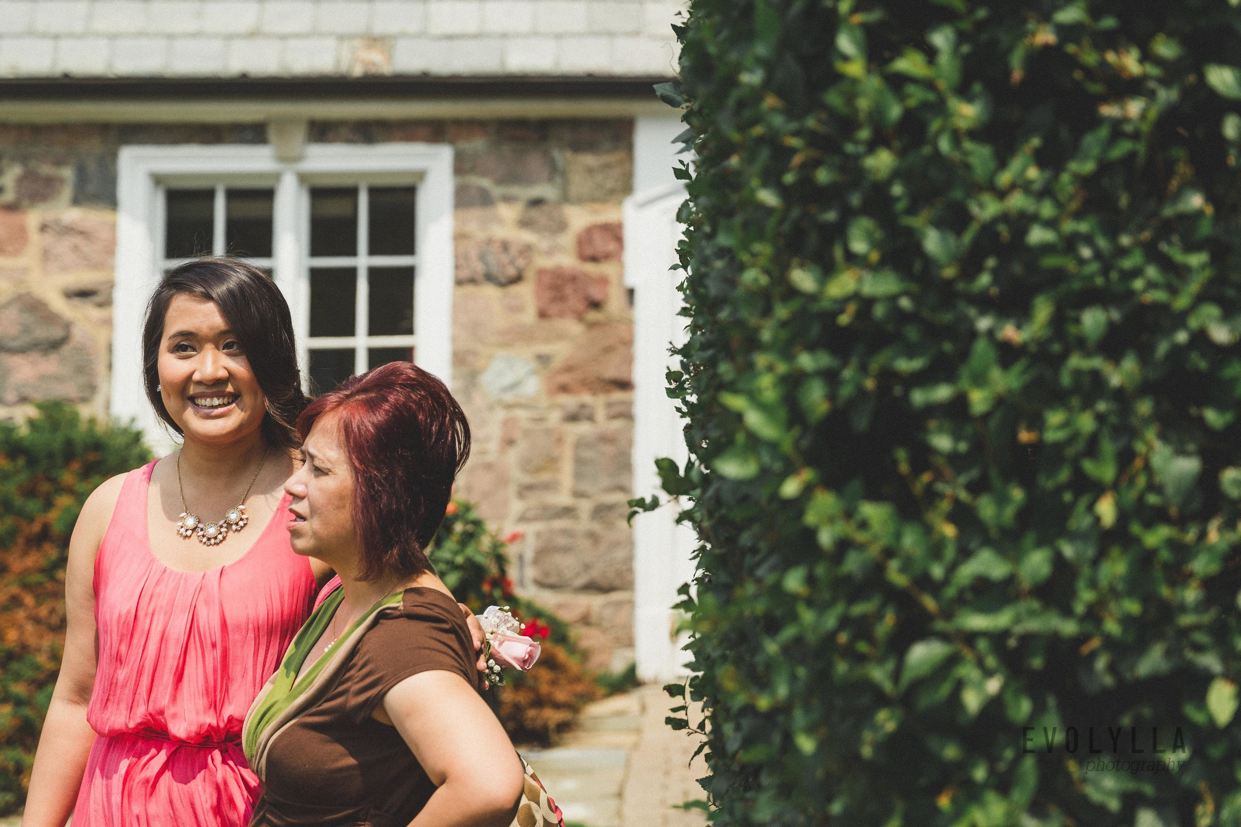 The Coach House wedding