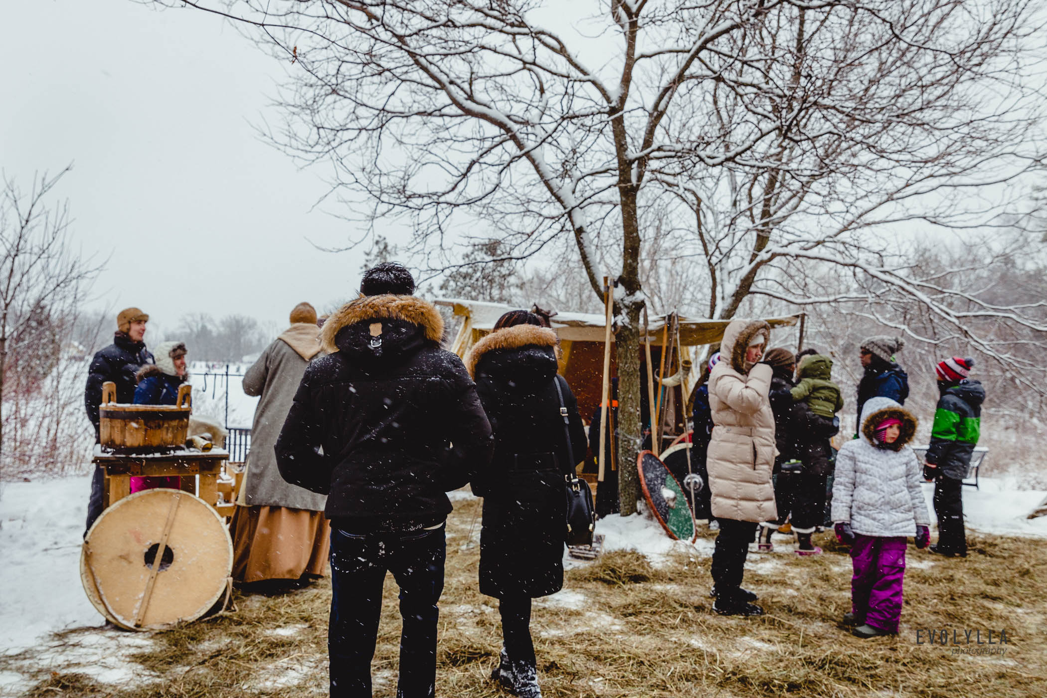 Jessica & Kelvin, Toronto Winter Engagement Snow Portraits, Mill Pond Park-34.jpg