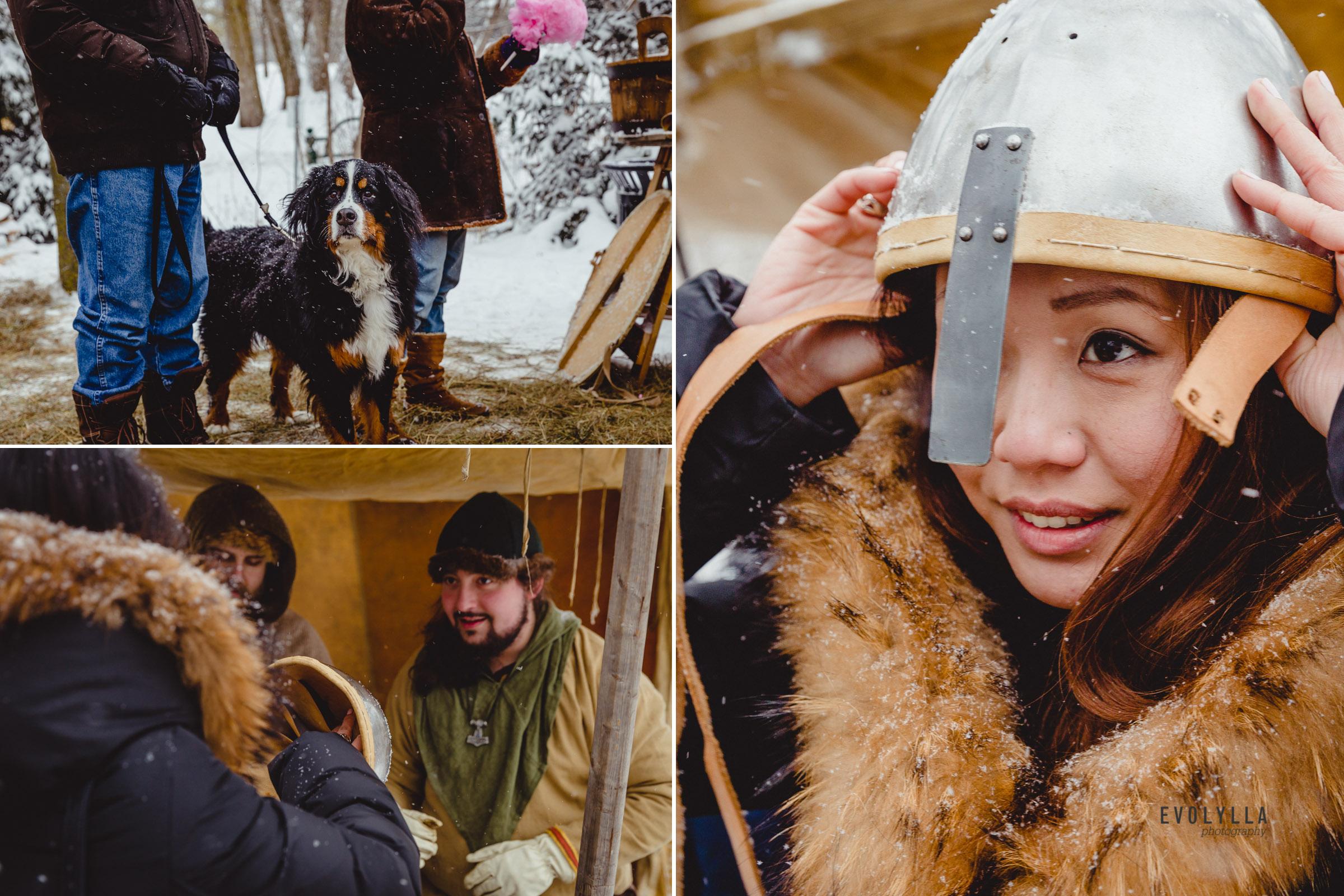 Jessica & Kelvin, Toronto Winter Engagement Snow Portraits, Mill Pond Park end.jpg