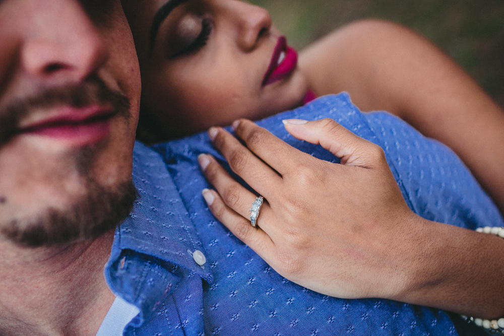 Engagement Ring Photo Idea