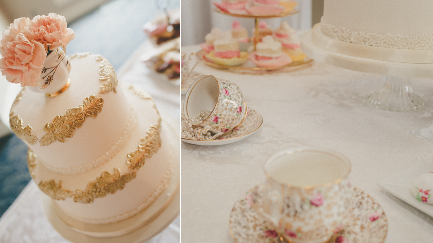 Oakview Terrace Tea Party Bridal Shower