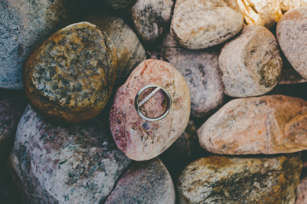 Creative Ring Shot Toronto Wedding Photographer