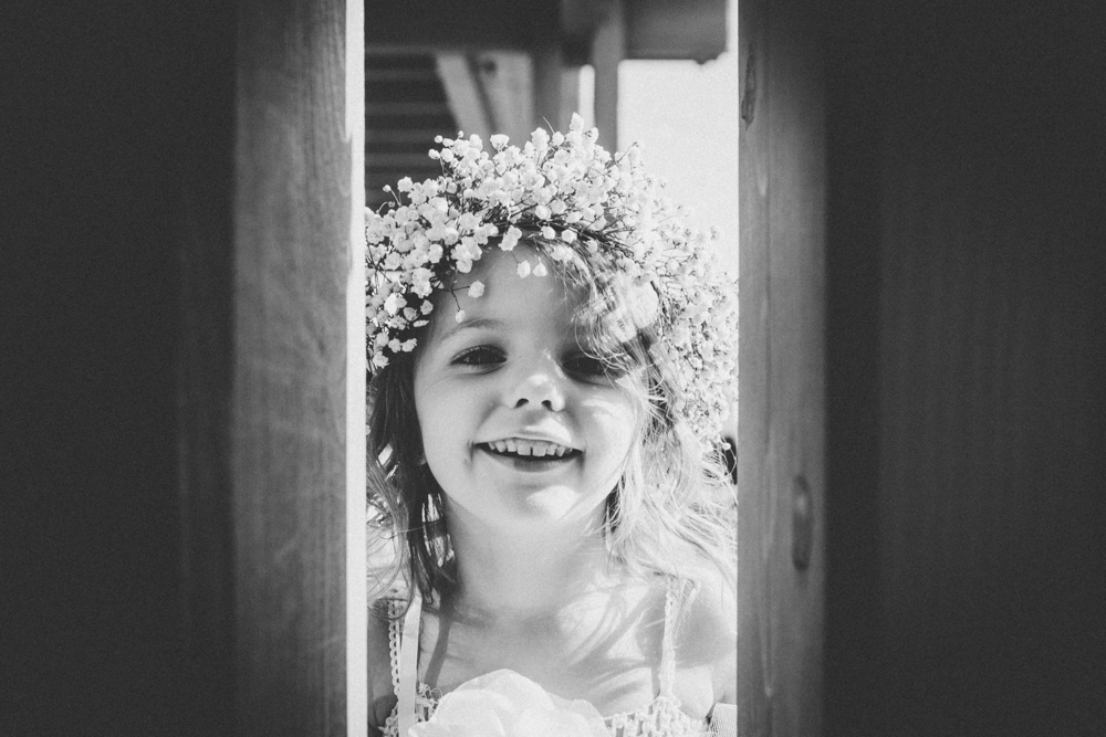 Cute Flower Girl Toronto Weddings