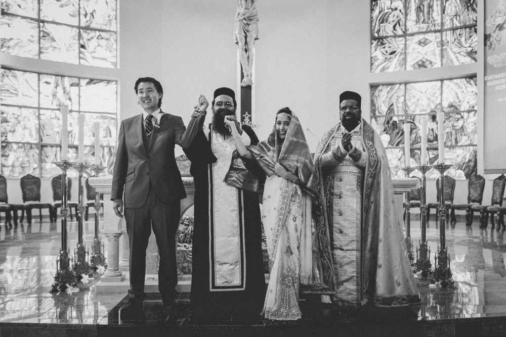 Black and White Wedding Photos Authentic Photojournalistic Approach