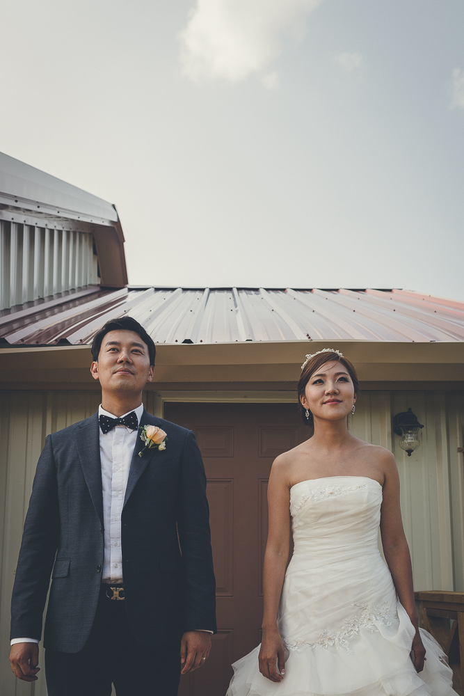 Quirky Alternative Wedding Pictures
