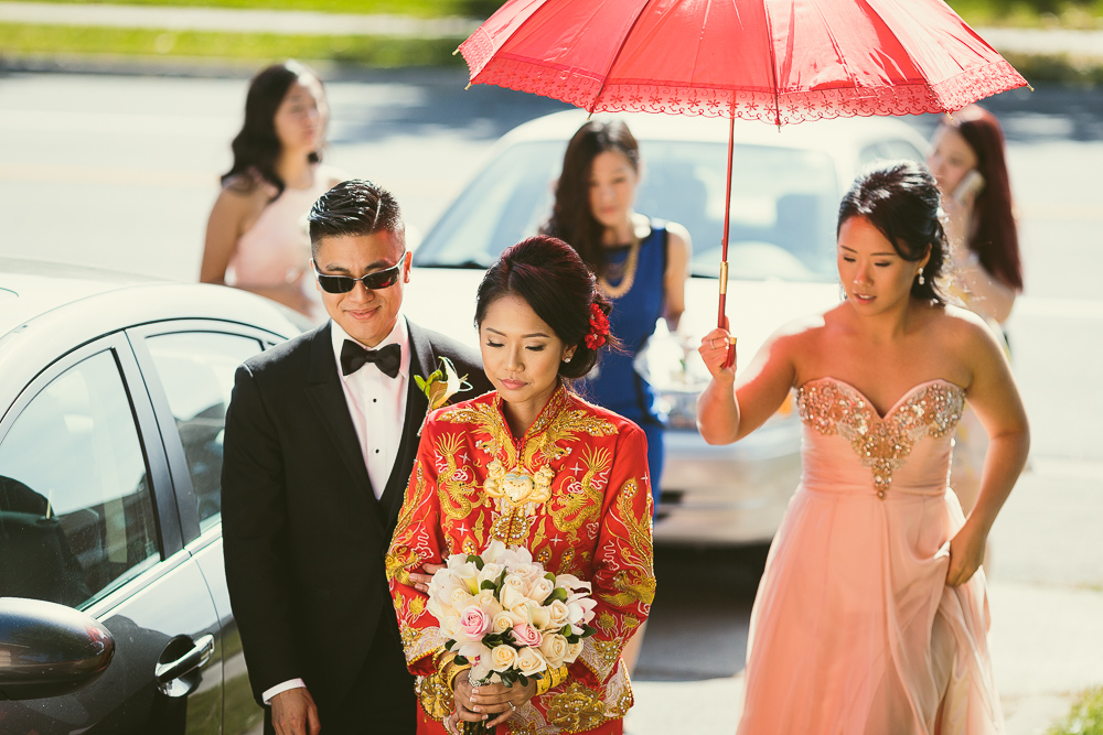 Chinese wedding customs