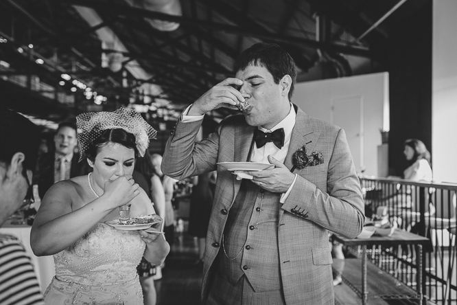 quirky wedding photographer