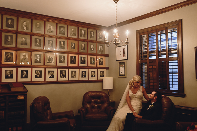 the national club wedding photography