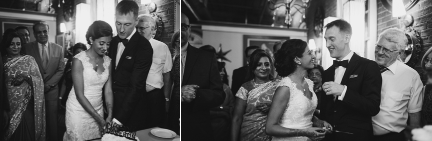 black and white wedding photogrpahy toronto