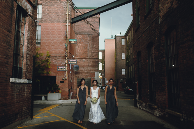 toronto creative wedding photography