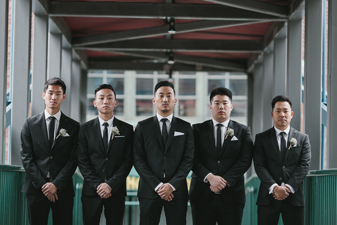 simple wedding party pictures ideas