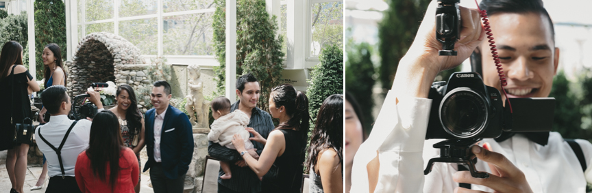 venues for small outdoor wedding ceremony toronto