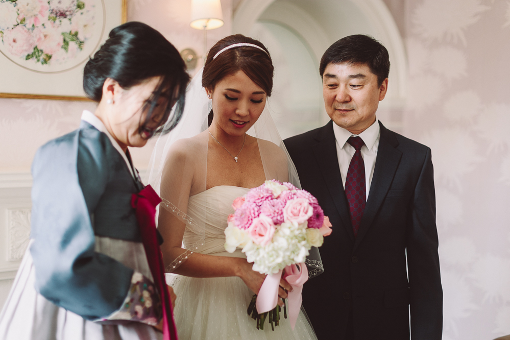korean documentary wedding photographer