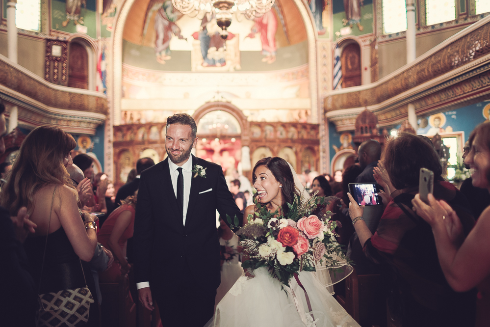St. George's Greek Orthodox Church of Toronto Wedding Photos