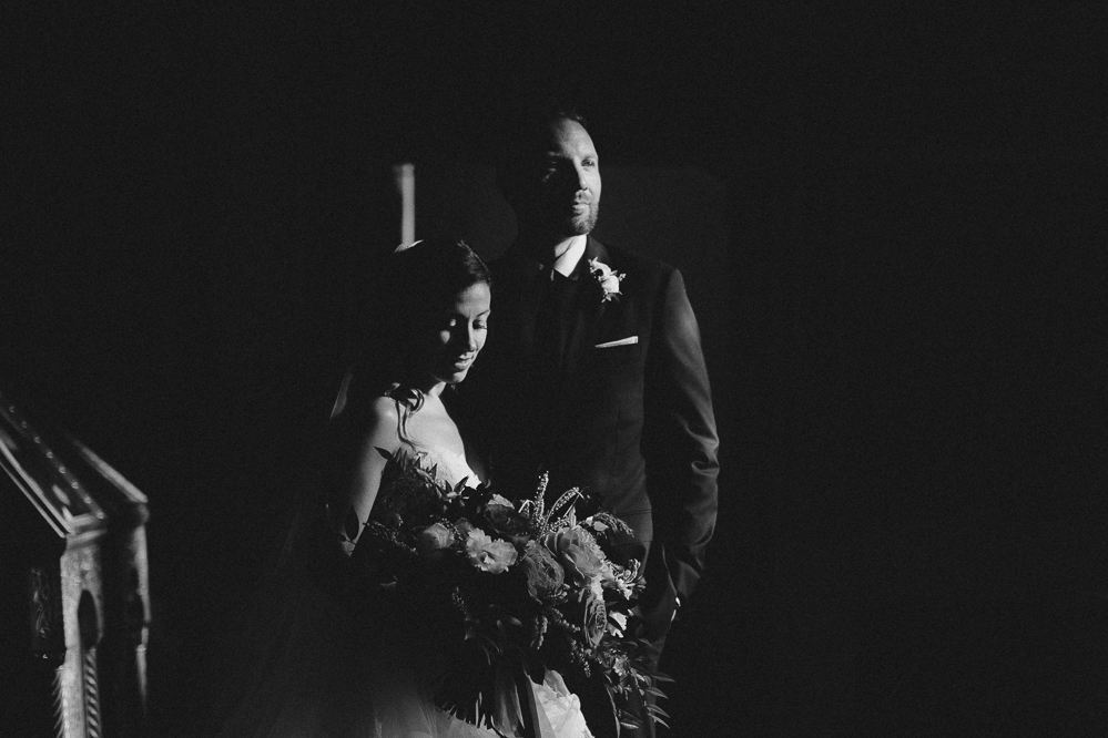 steamwhistle wedding pictures black and white