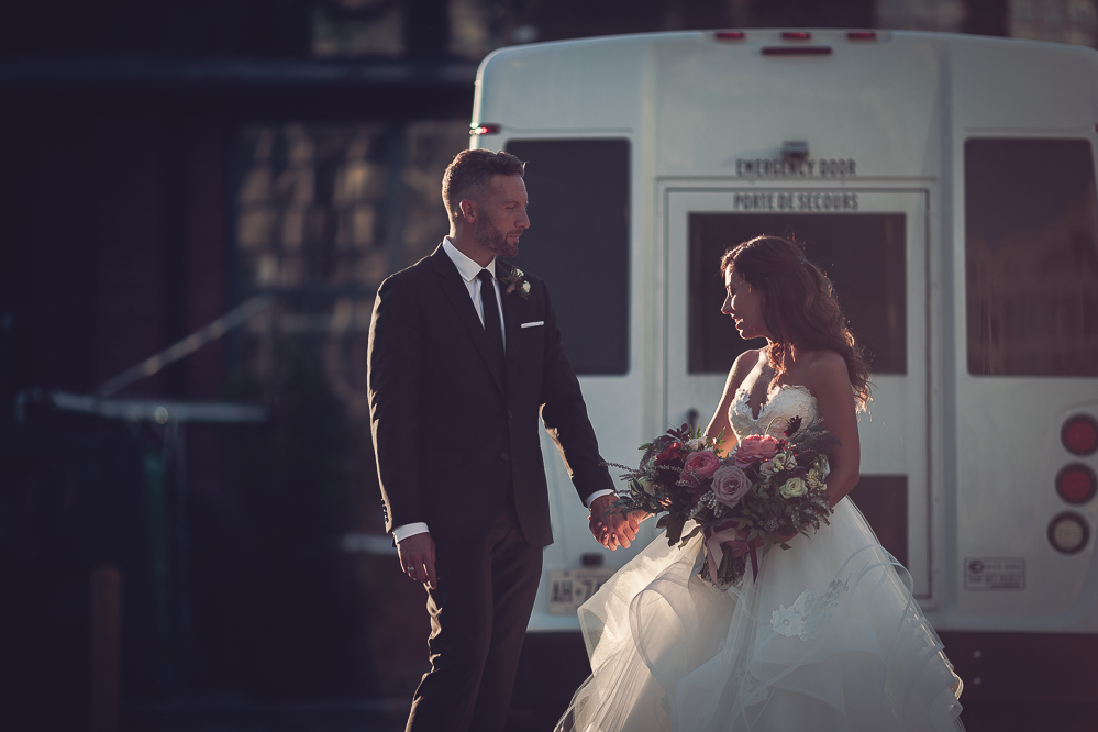 steamwhistle wedding pictures