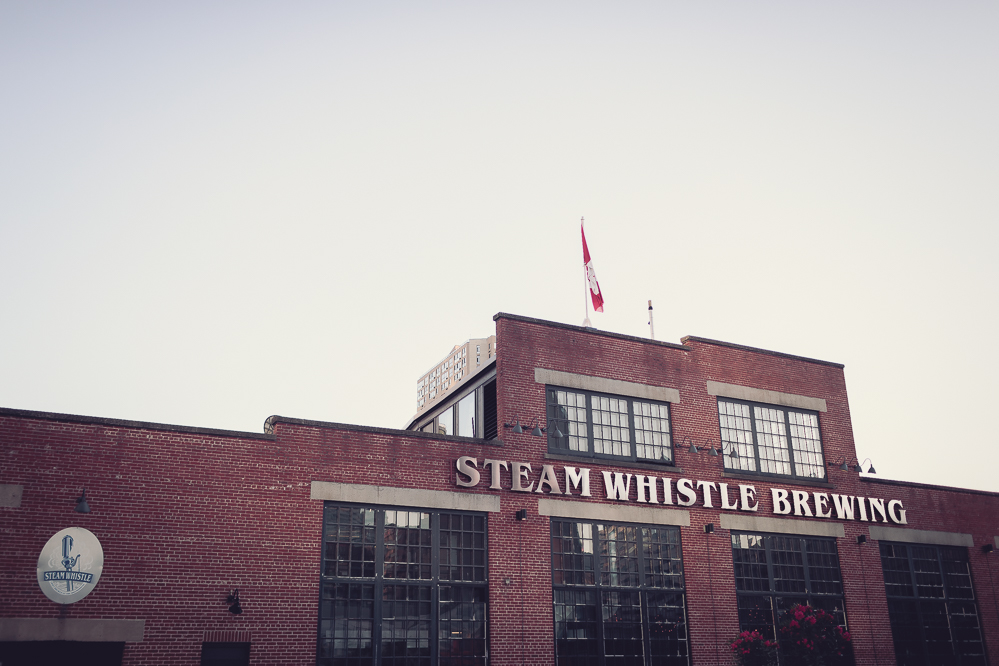steamwhistle wedding fall wedding