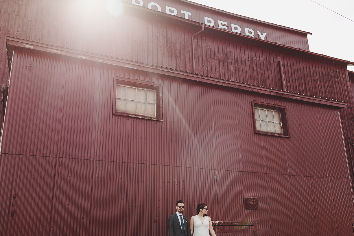 port perry wedding pictures
