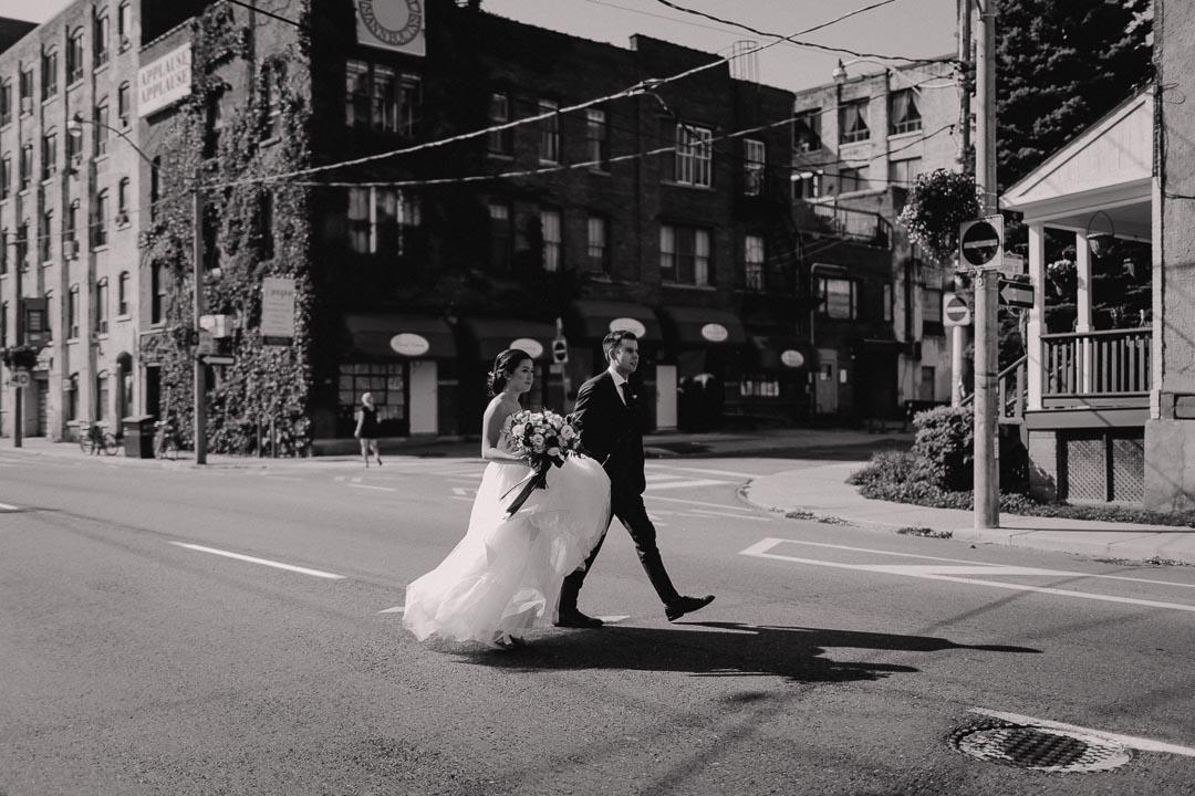 Berkeley Church Wedding