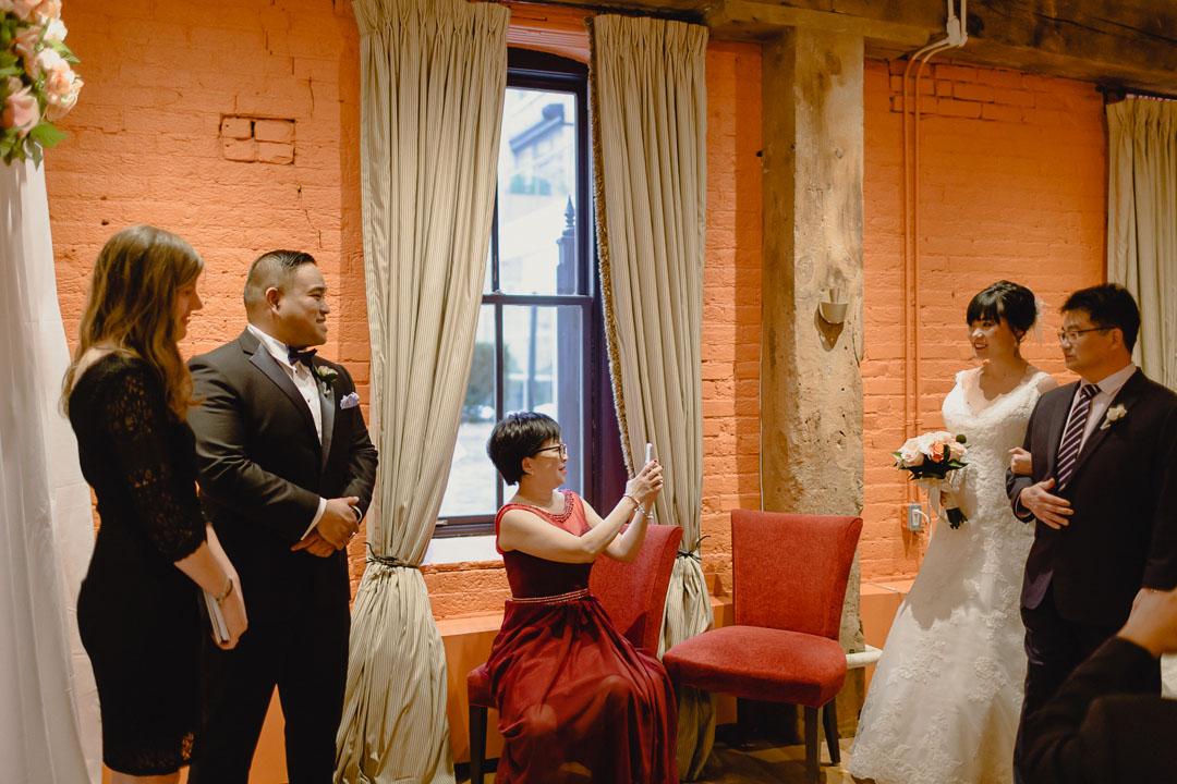 Restaurant Wedding Toronto