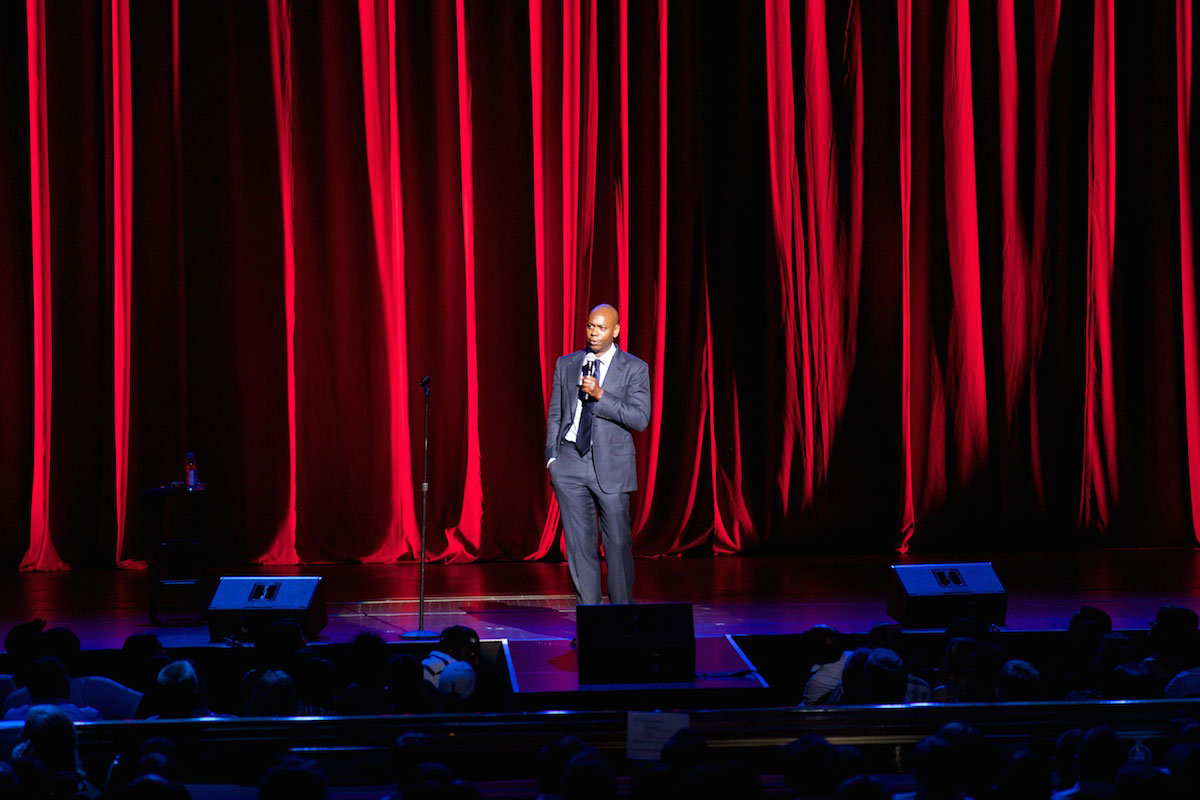 Dave Chappelle - Radio City Music Hall, NYC