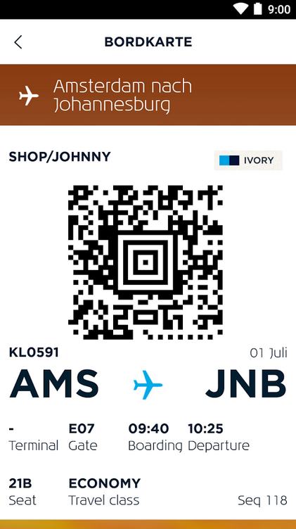 KLM   Royal Dutch Airlines – Android Apps auf Google Play 4.png