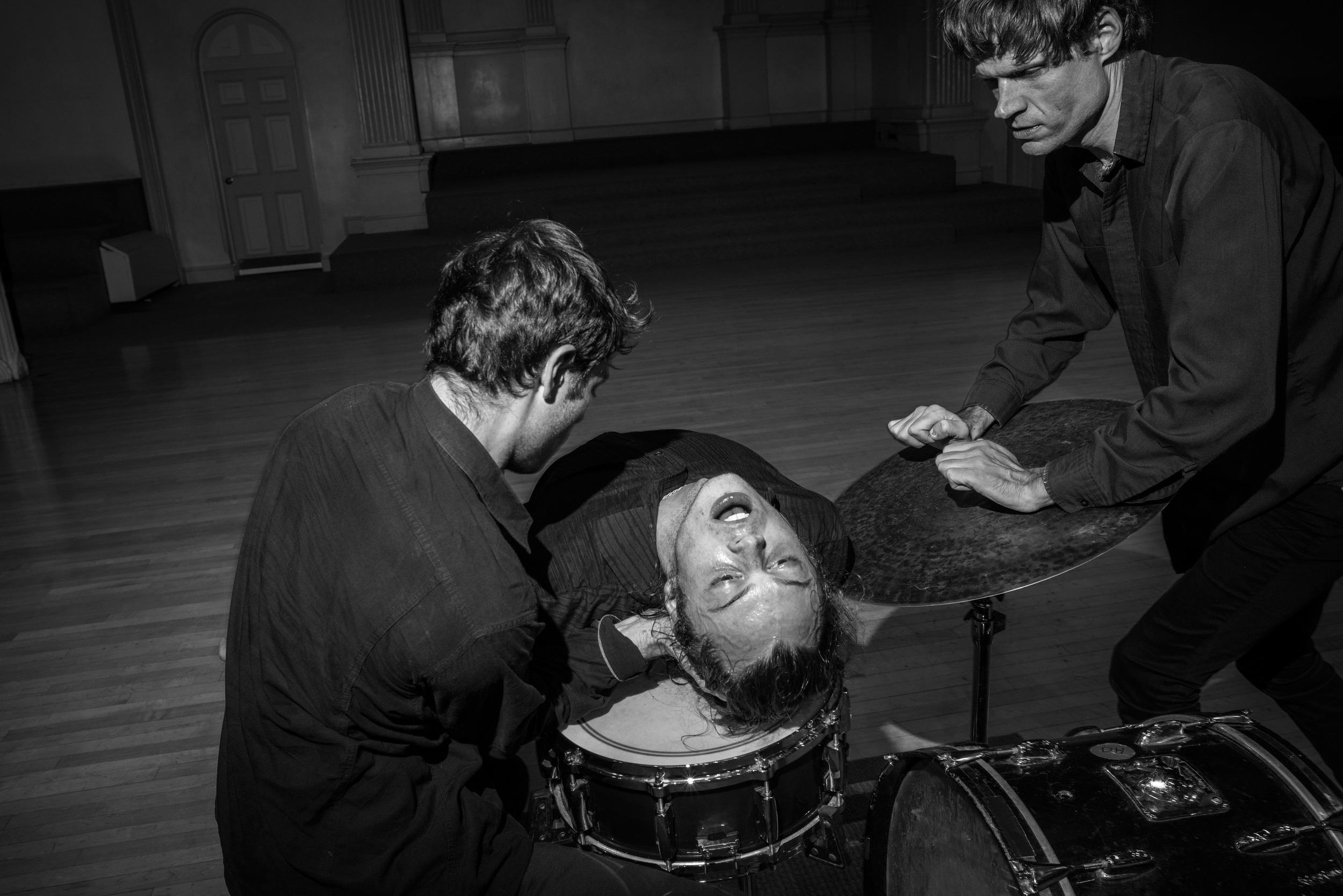 Repercussion Photograph by Jonno Rattman