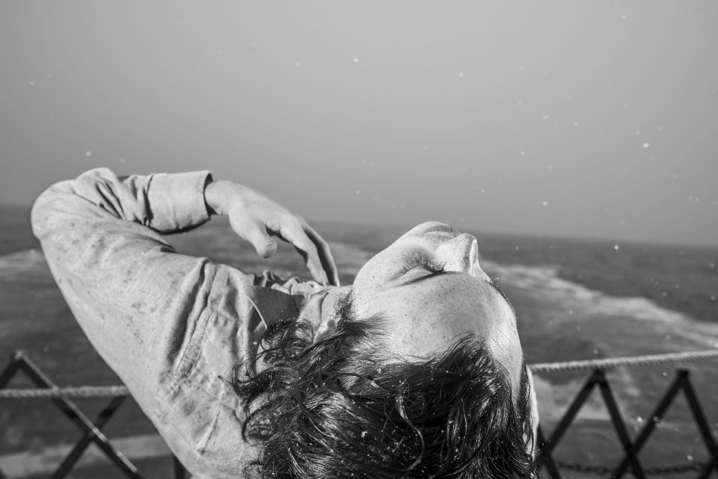 How you shone through me  Photograph by Jonno Rattman