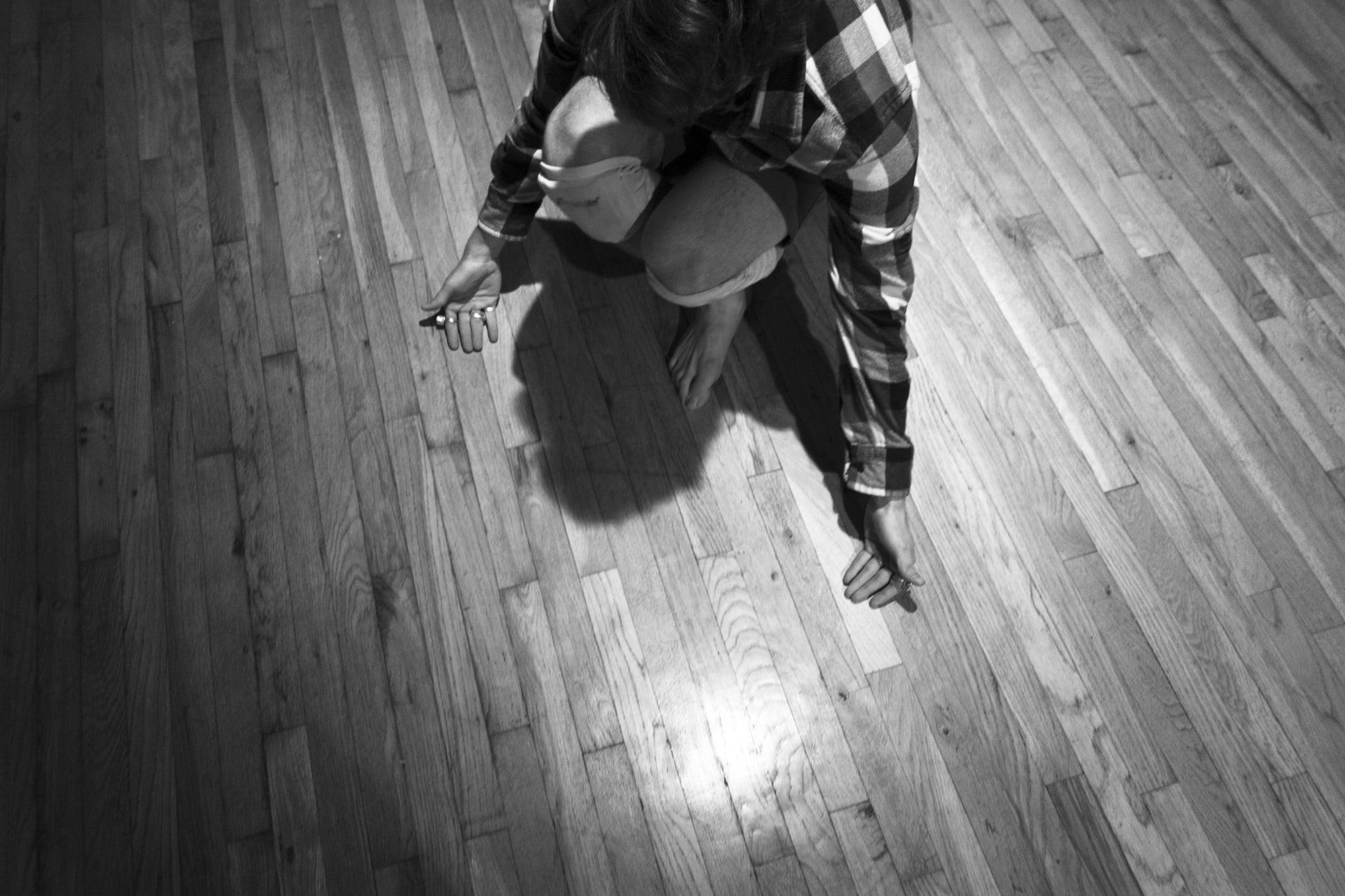 How you shone through me  Photograph by Mark Davis