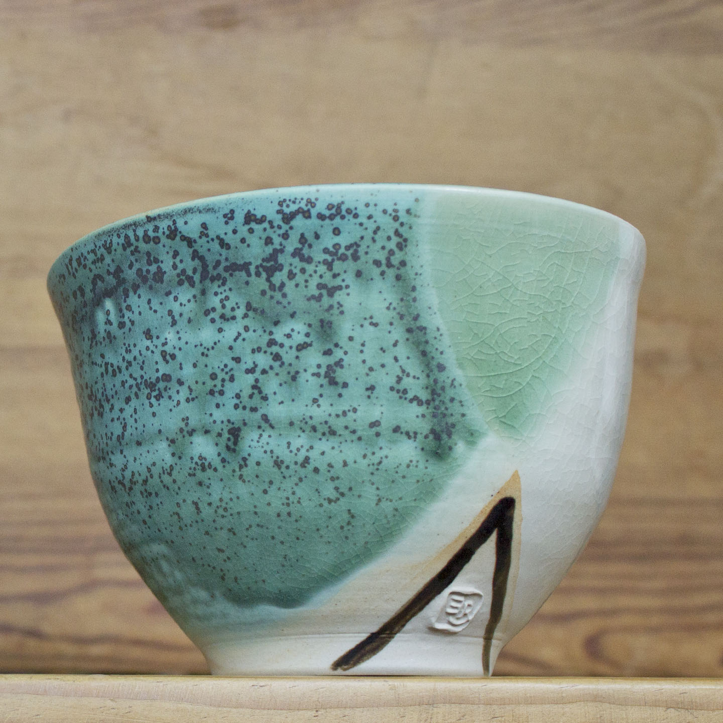 "Medium Bowl 016, $22 (diameter: 5.5"")"