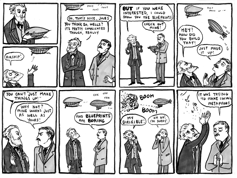 Cartoon from Kate Beaton who you should check out right this very moment.