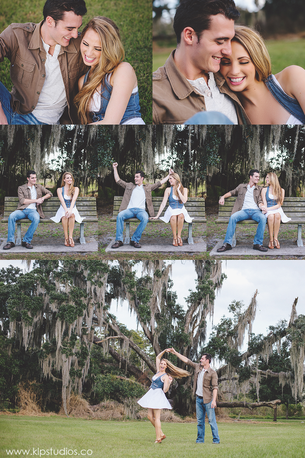 Krista Lajara Photography | www.klpstudios.co | Florida Couple Session