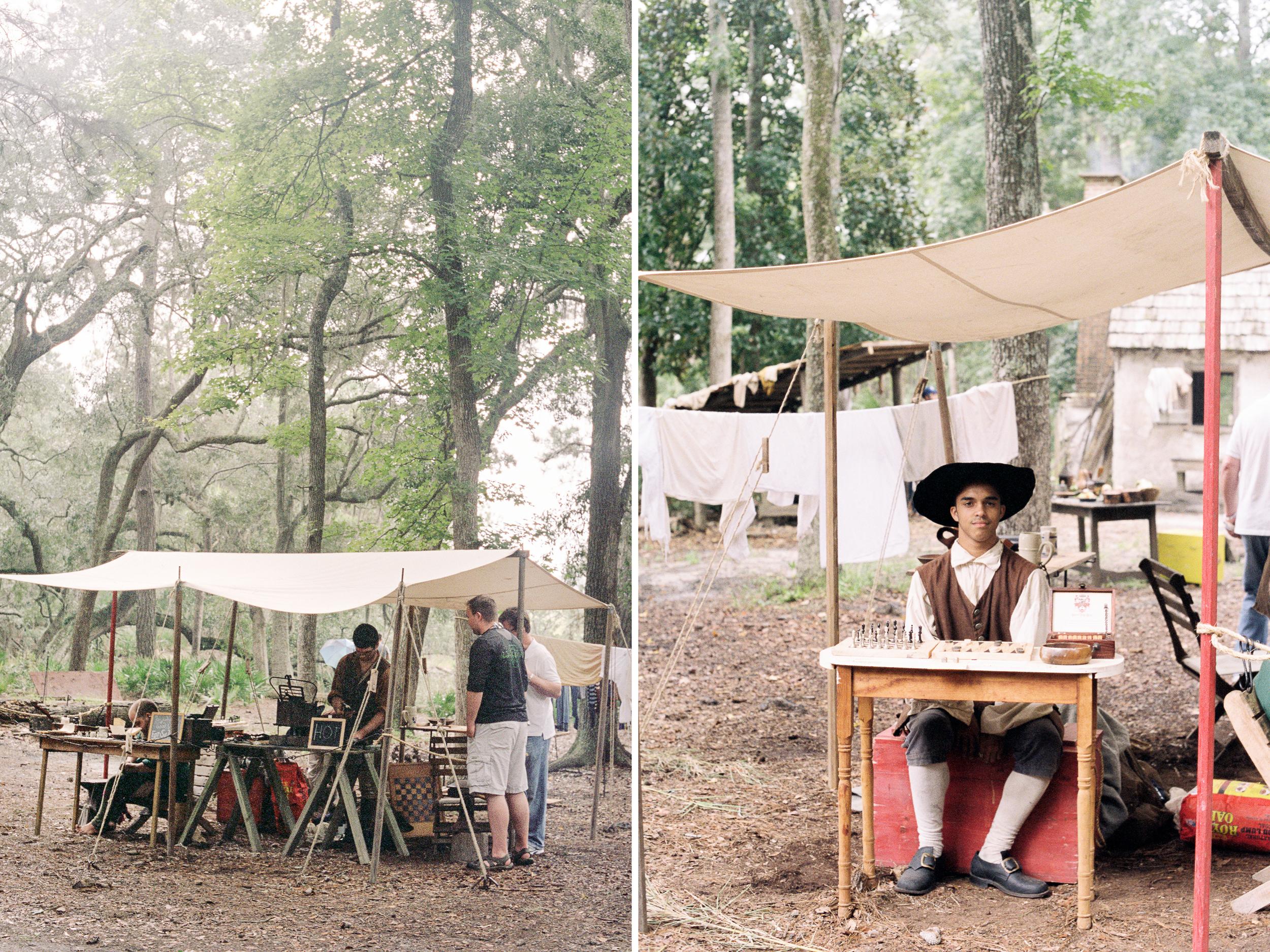 Wormsloe State Historic Site // www.kristalajara.com