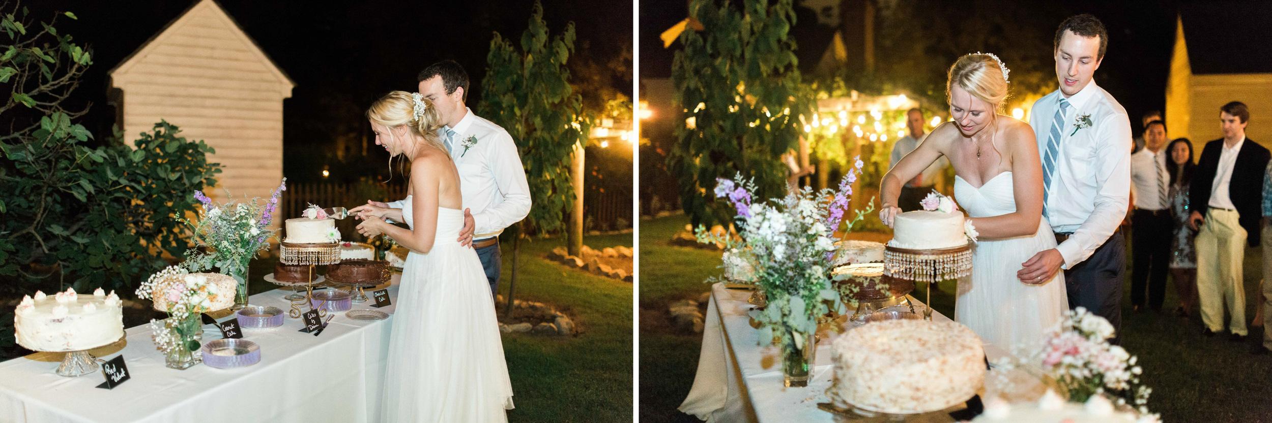Mordecai House Wedding in Raleigh, NC // www.kristalajara.com