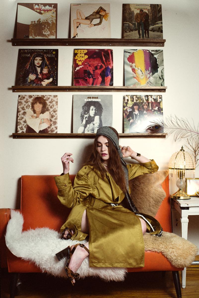 """Gypsy Dreams"" by Krista Lajara // Dreamingless Magazine Issue 34"