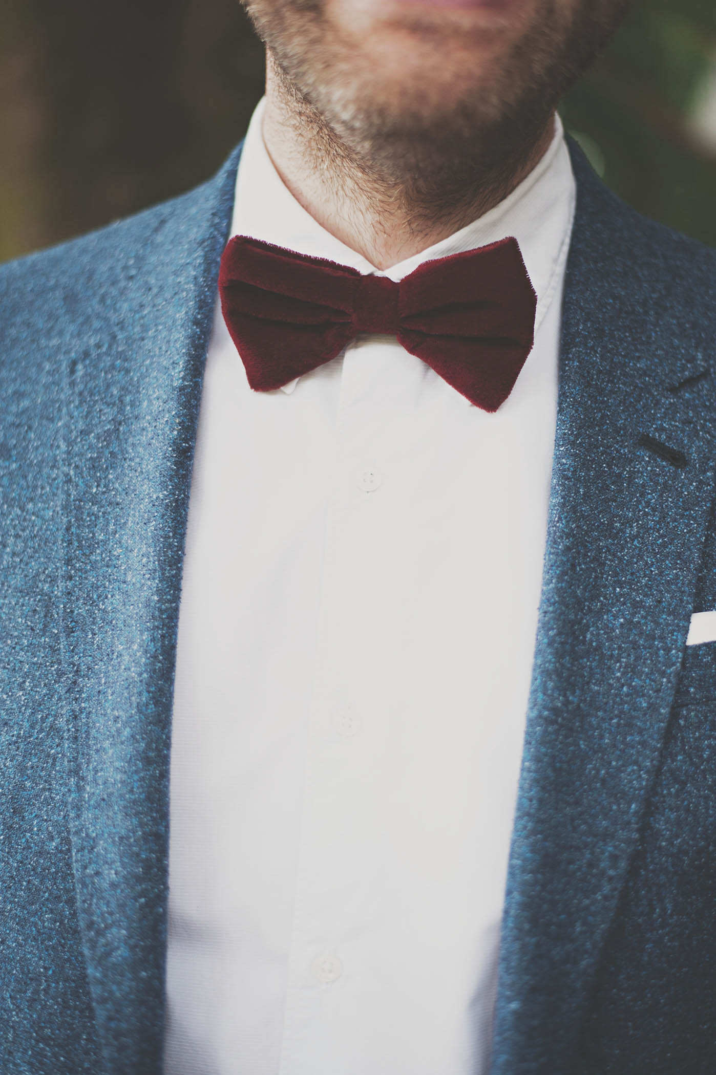 Trader Lodge wedding 2014, Dapper groom with bow tie