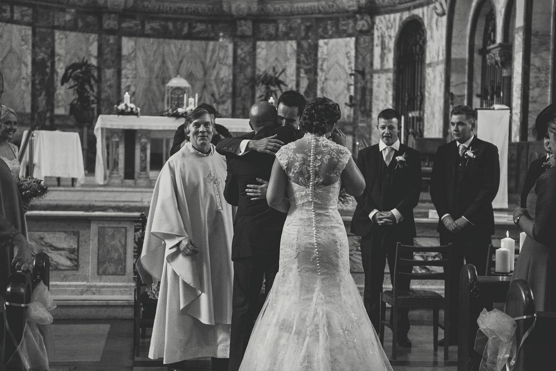 Druids Glen wedding service 2014