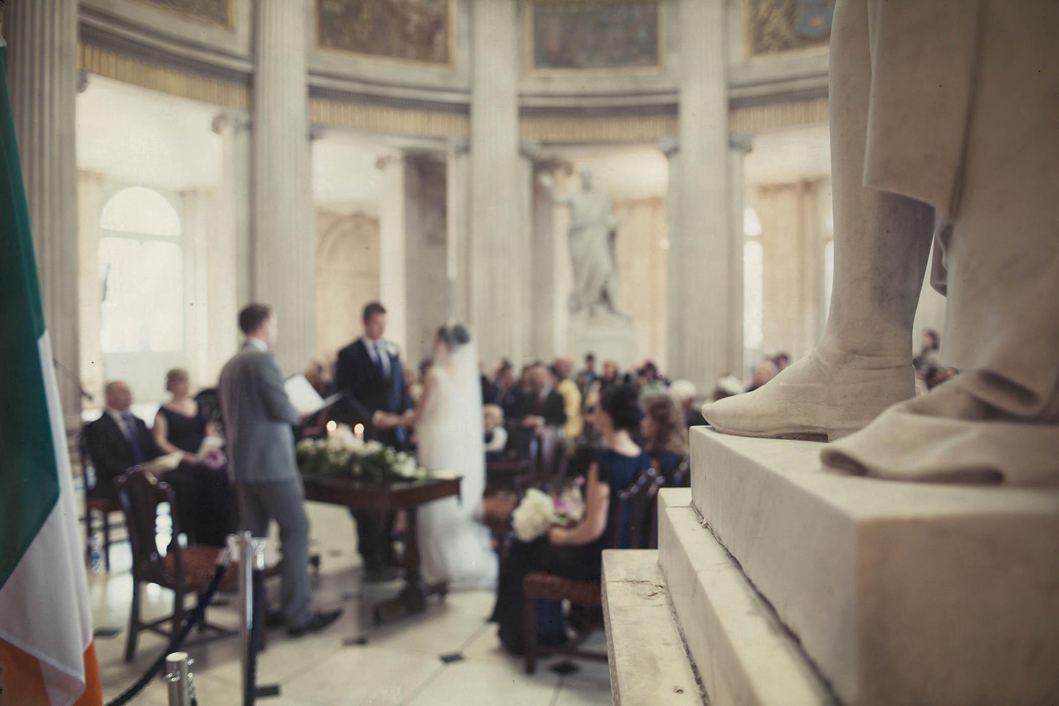 Dublin City Hall Wedding 2014