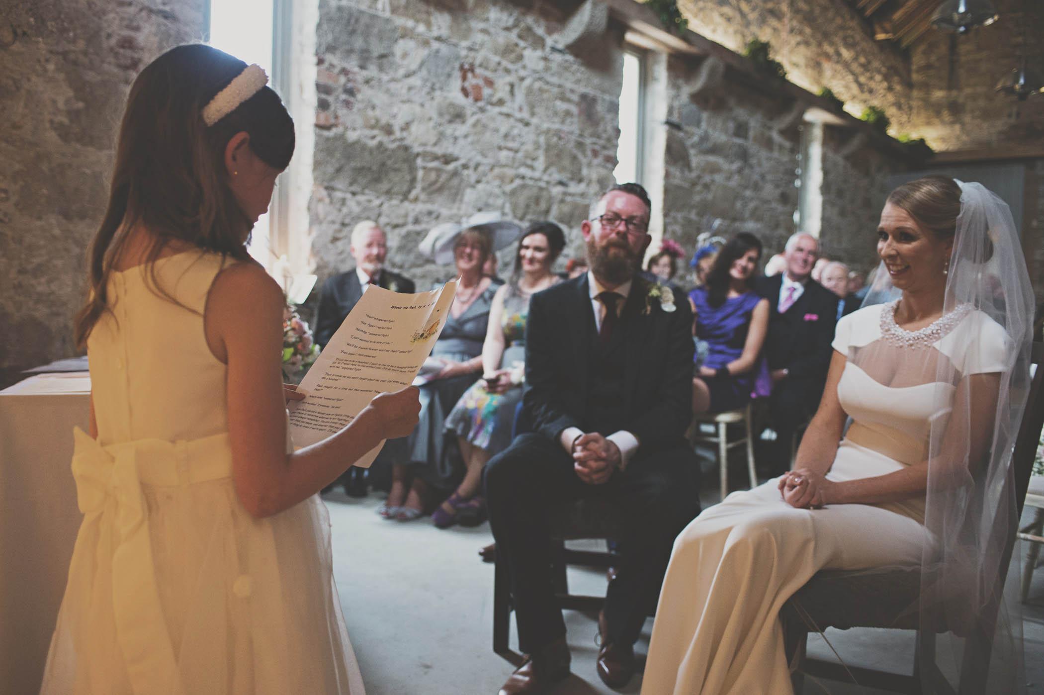 Borris House Wedding 2014