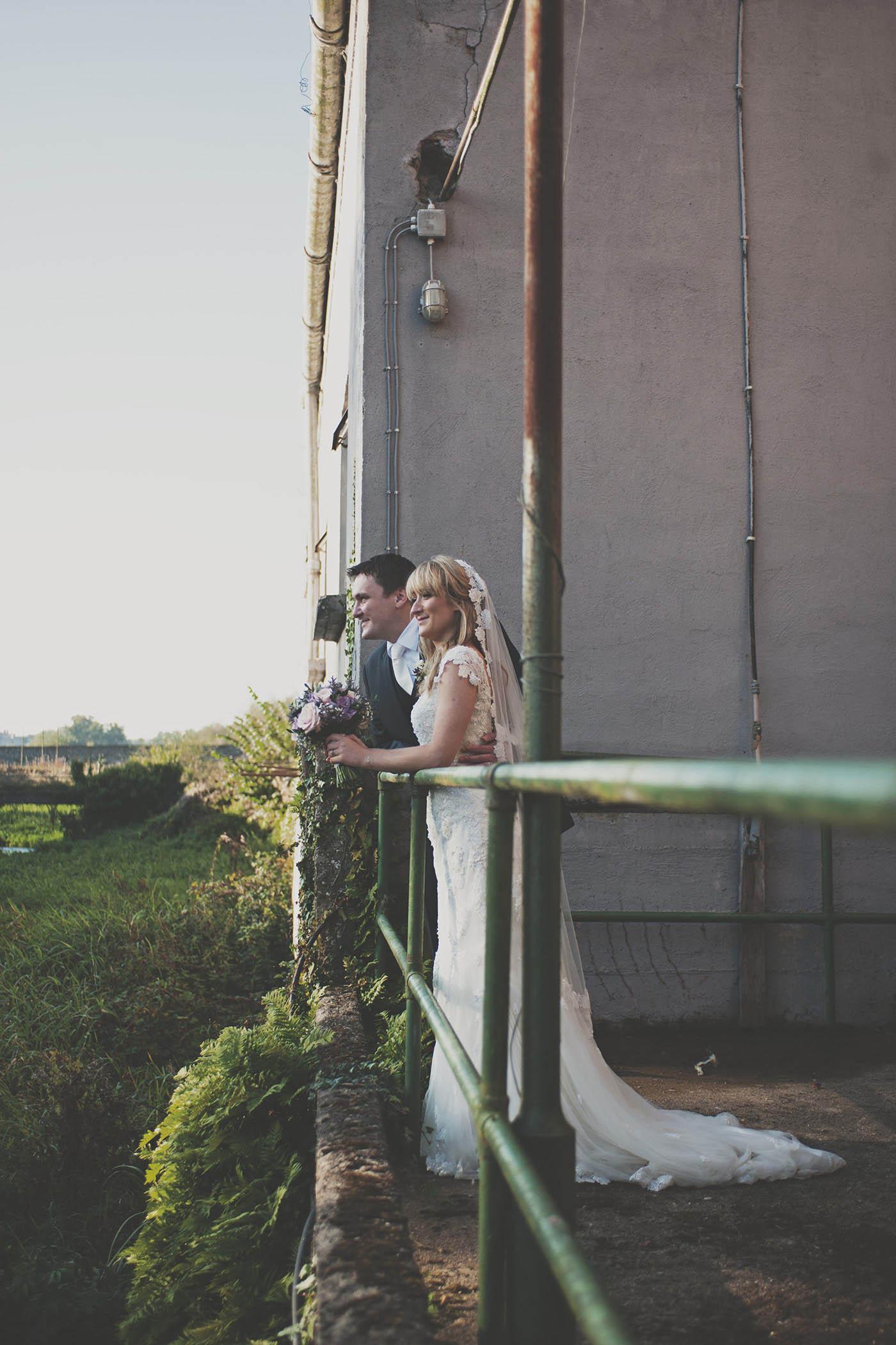 The Millhouse, Slane, Bride and Groom