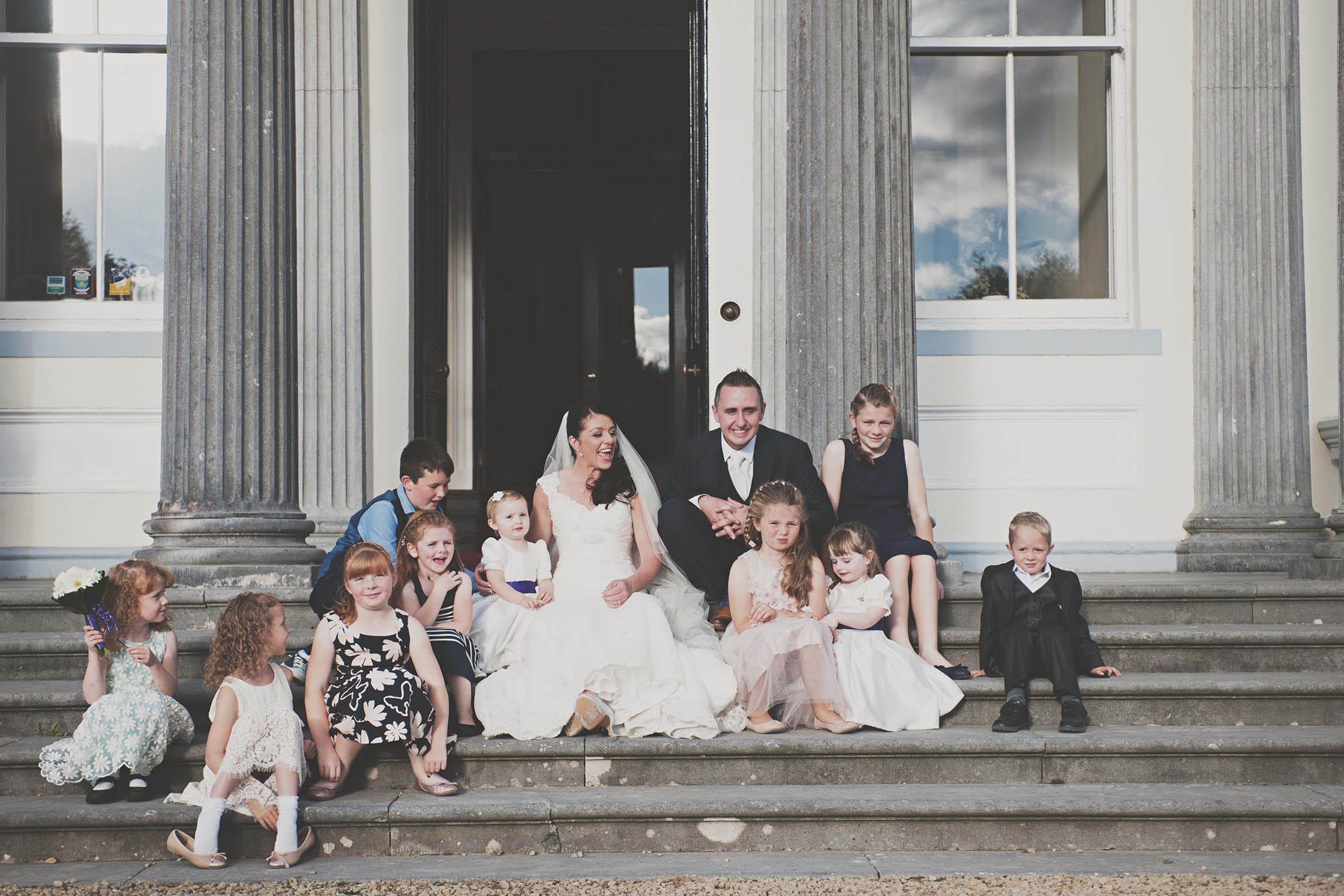 Studio33 Weddings, party photograph