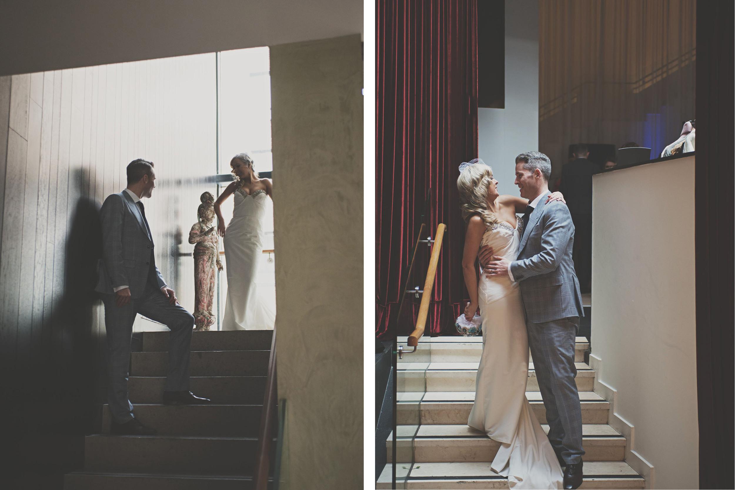 Morrison Hotel wedding, Dublin
