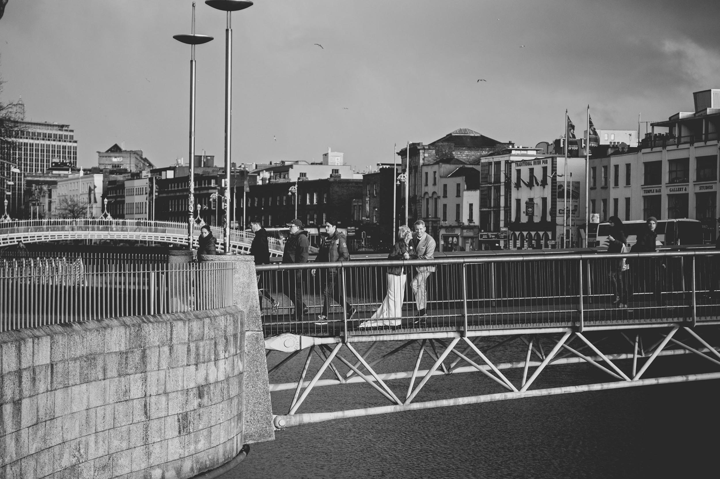 Wedding photographers in Dublin, Ireland