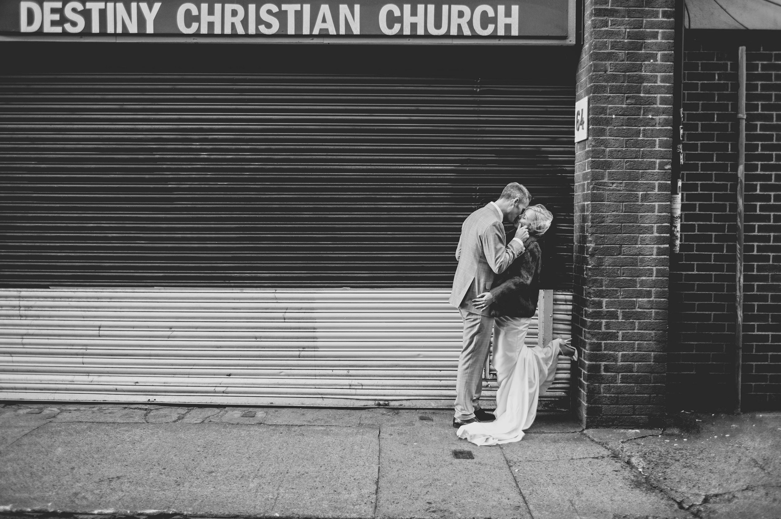 Modern wedding photographers in Dublin