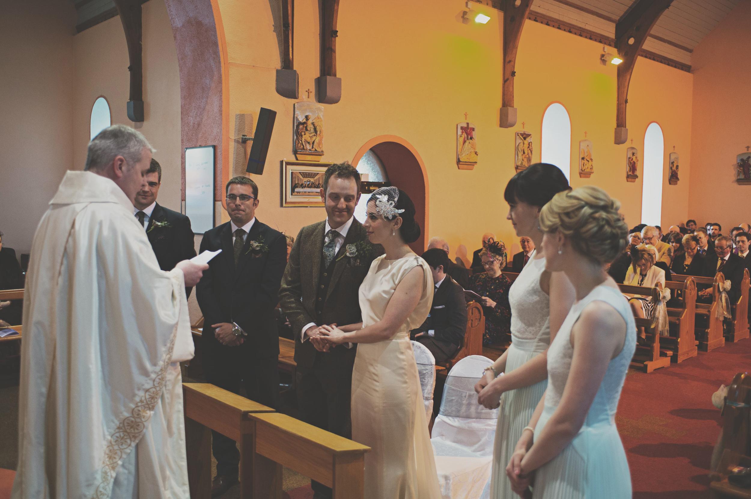 wedding vows Spanish Point