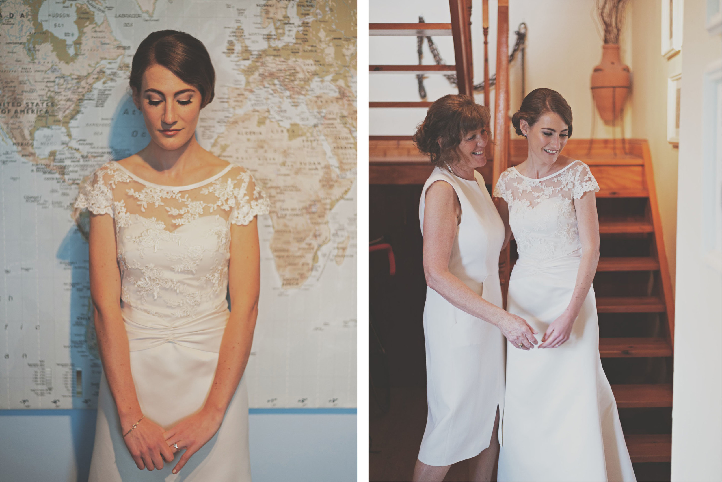 Tinakilly House bride