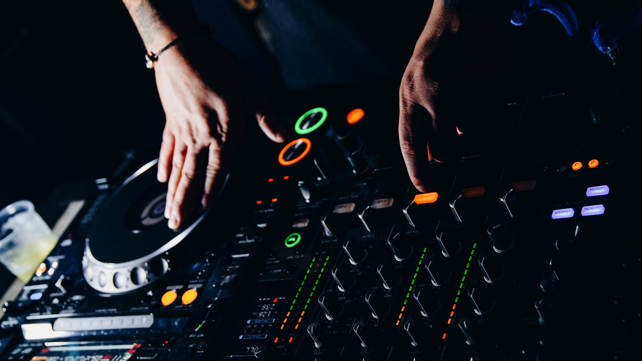 DJ's — Bar Fibre Leeds